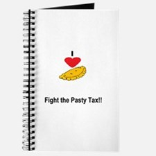 Fight the Pasty Tax Journal