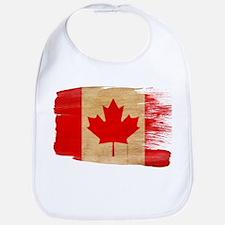 Canada Flag Bib