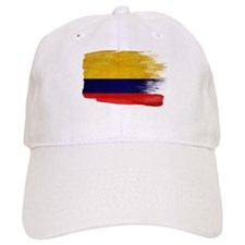 Colombia Flag Baseball Baseball Cap