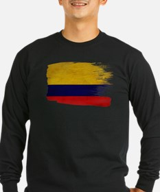 Colombia Flag T