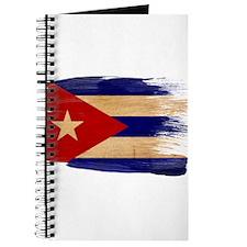 Cuba Flag Journal