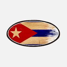 Cuba Flag Patches