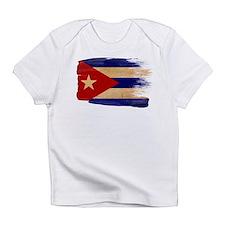 Cuba Flag Infant T-Shirt