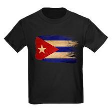 Cuba Flag T