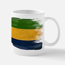 Gabon Flag Mug