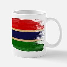Gambia Flag Mug