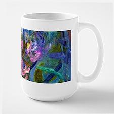 Monet - Agapanthus Detail Large Mug