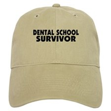 Dental School Survivor Baseball Cap