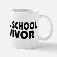 Dental School Survivor Mug