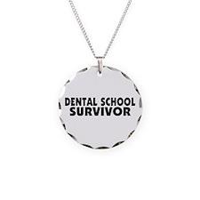 Dental School Survivor Necklace