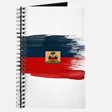 Haiti Flag Journal