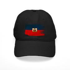 Haiti Flag Baseball Hat