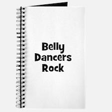 BELLY DANCERS Rock Journal