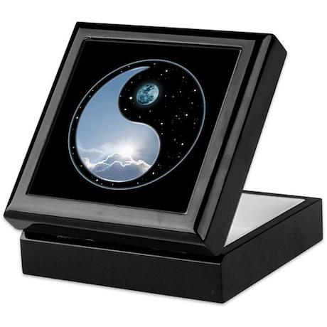 Sun & Moon Keepsake Box