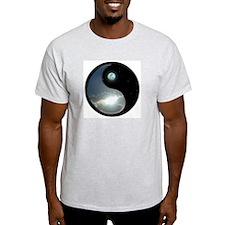 Sun & Moon Ash Grey T-Shirt