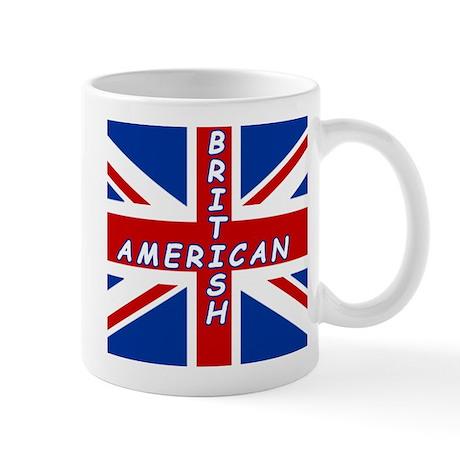 UK/US Union Mug