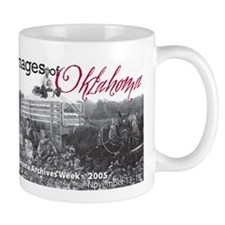 Oklahoma Cotton Harvest, 1908 Mug