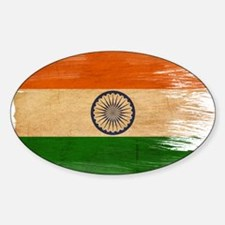 India Flag Decal