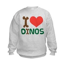 Dinosaur Lover Gift Sweatshirt