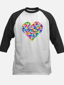 Rainbow Heart of Hearts Tee