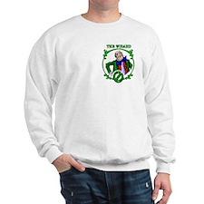 Wizard of Oz Sweatshirt, Front & Back