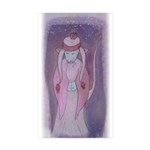 MacRatLove in Repose Sticker (Rectangle 10 pk)
