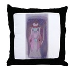 MacRatLove in Repose Throw Pillow