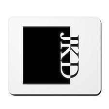 JKD Typography Mousepad