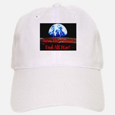 Save The Planet End All War R Baseball Baseball Cap