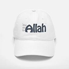 """""""Time for ALLAH"""" Baseball Baseball Cap"""
