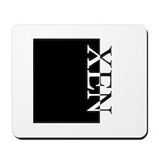 XEN Typography Mousepad