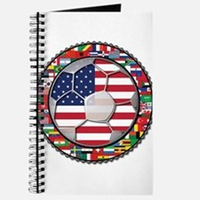 United States Flag World Cup Journal