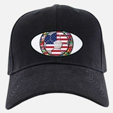 United States Flag World Cup Baseball Hat