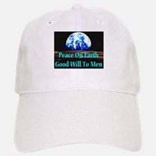 Peace On Earth Goodwill Towar Baseball Baseball Cap