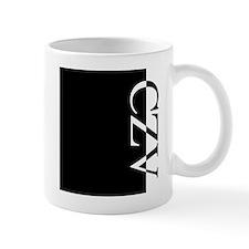 CZV Typography Small Mug