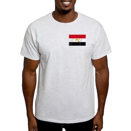 Egyptian Camel Flag Light T-Shirt