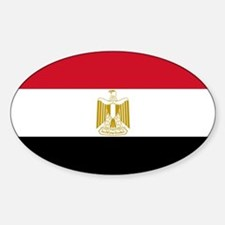 Flag of Egypt Decal