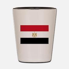 Flag of Egypt Shot Glass
