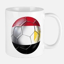 Egyptian Soccer Ball Mug