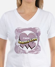 I Love Loretta Lynn Shirt