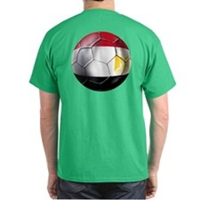 Egyptian Soccer Shirts T-Shirt
