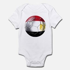 Egyptian Soccer Shirts Infant Bodysuit