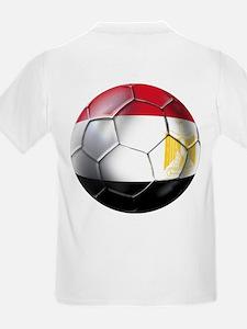 Egypt Soccer Ball T-Shirt