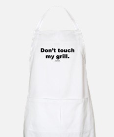 Don't touch my grill -  BBQ Apron