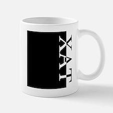 XAT Typography Small Mugs