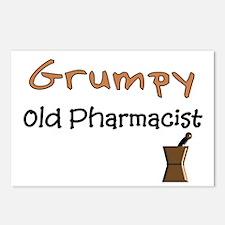 Pharmacist Humor Postcards (Package of 8)