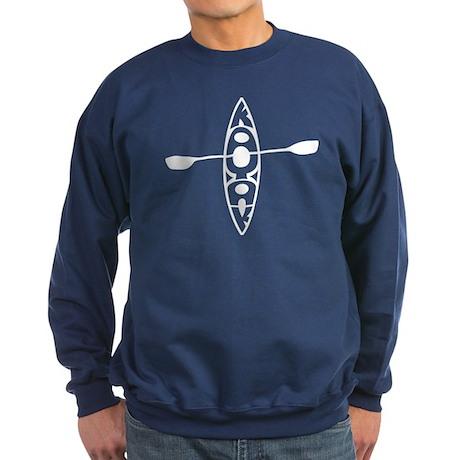 Kayak Logo Sweatshirt (dark)