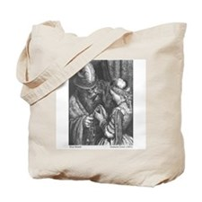 Dore's Bluebeard Tote Bag