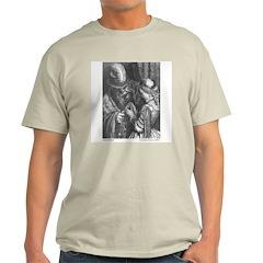 Dore's Bluebeard Ash Grey T-Shirt