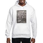 Dore's The Fairies Hooded Sweatshirt